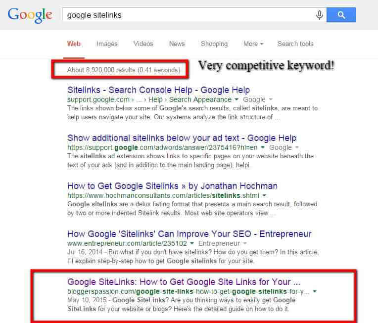 Google is Favorable with Top Brands and Authority Sites