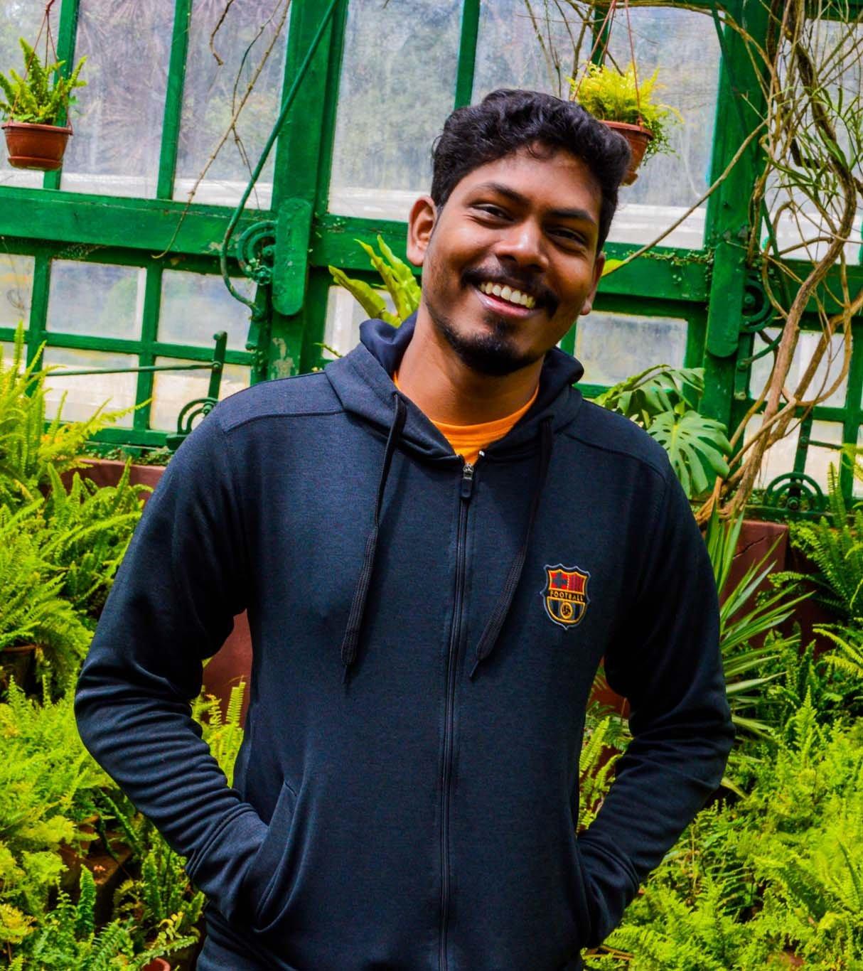 Aravinth Rajagopalan Story